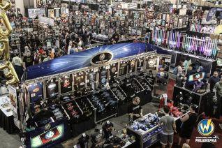 Exhibitor Floor Wizard World Philadelphia Comic Con