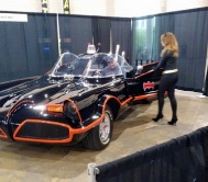 Batman 1966 batmobile